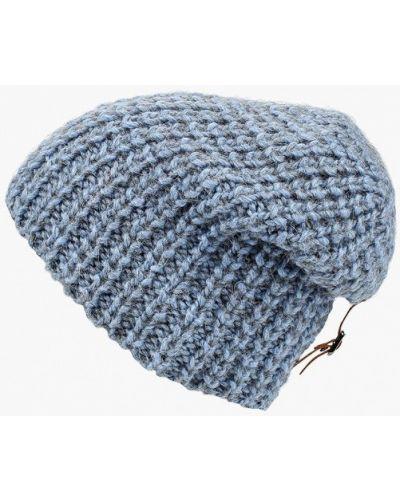 Синяя шапка осенняя Noryalli