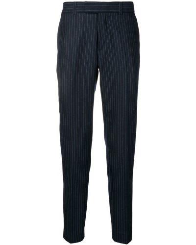Зауженные брюки - синие J.lindeberg