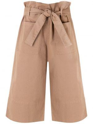 Укороченные брюки - коричневые Uma   Raquel Davidowicz