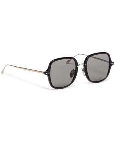 Czarne okulary Isabel Marant