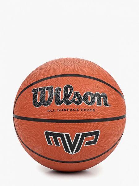 Баскетбольный спортивный костюм - оранжевый Wilson