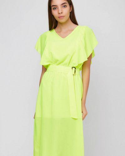 Платье прямое осеннее Sfn