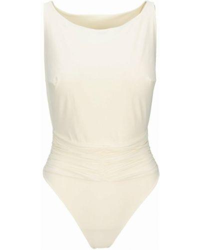 Beżowy strój kąpielowy Magda Butrym