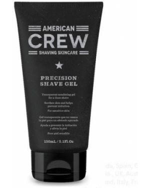 Гель для бритья кожаный American Crew