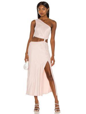 Sukienka casual - różowa Lpa