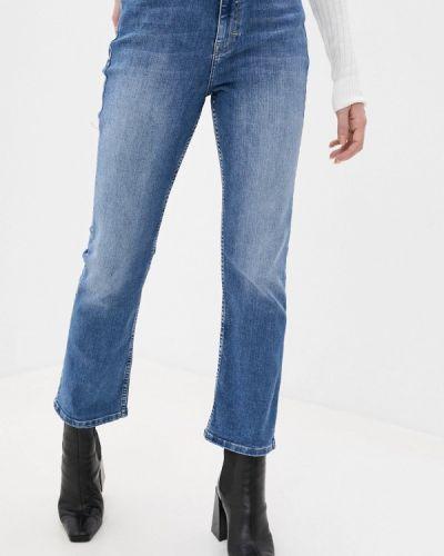 Широкие джинсы - голубые Part Two