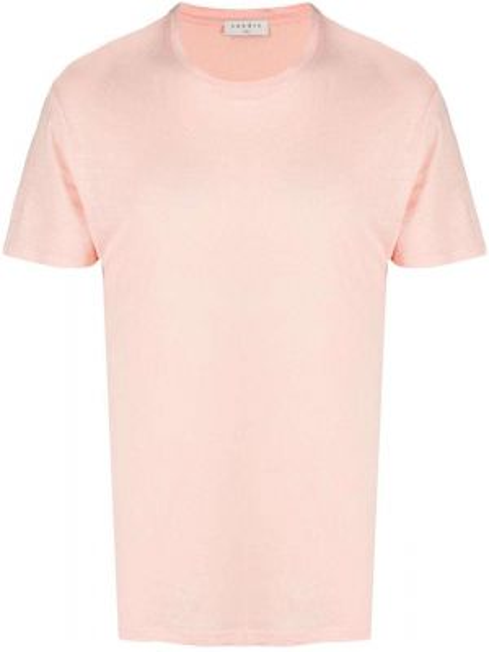 Koszula krótkie z krótkim rękawem klasyczna prosto Sandro Paris