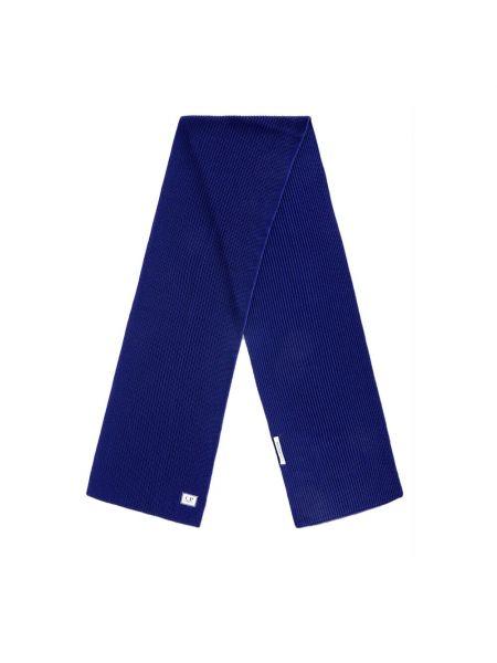 Niebieski szalik C.p. Company