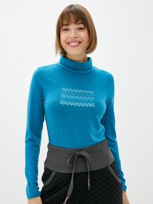 Голубой зимний джемпер Torstai