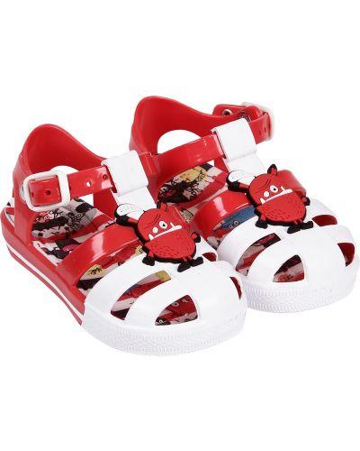 Пляжные красные сандалии Colors Of California