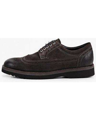 Черные туфли El'rosso
