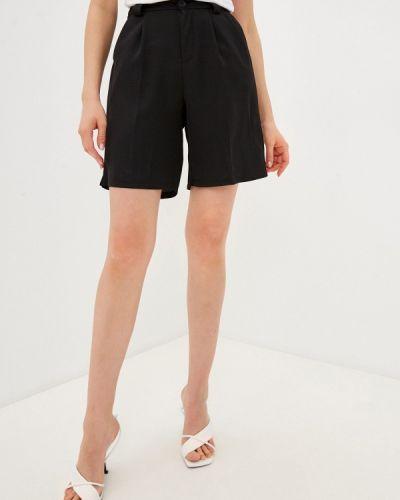 Черные повседневные шорты Moki