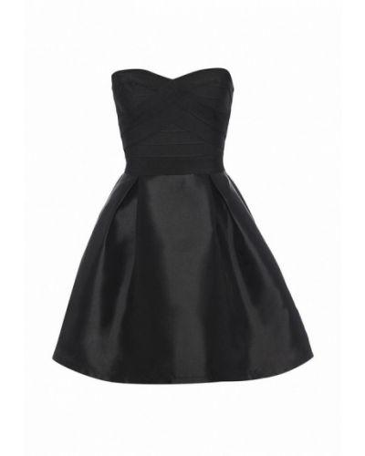 Вечернее платье черное ManÔsque