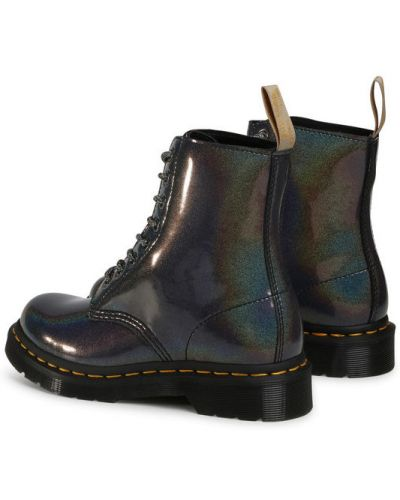 Szary buty Dr. Martens