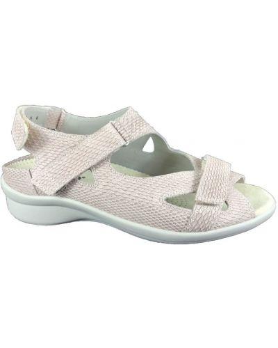 Beżowe sandały Durea
