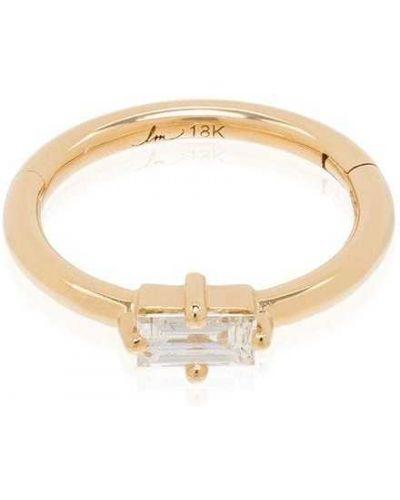 Подвеска золотая с подвесками с бриллиантом Lizzie Mandler Fine Jewelry