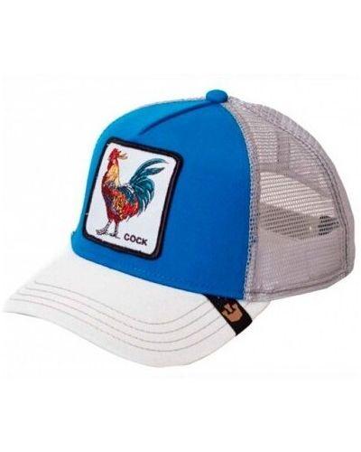 Niebieska czapka Goorin Bros