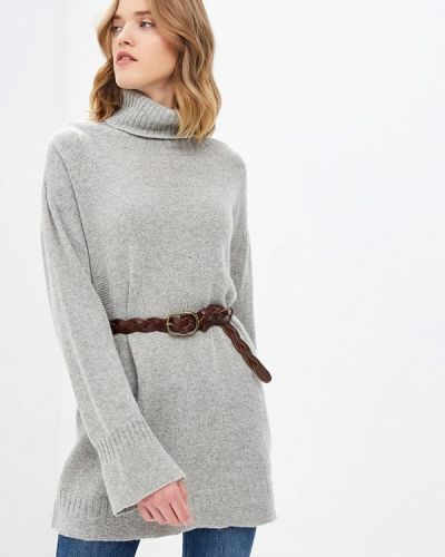 Серый свитер Woolrich