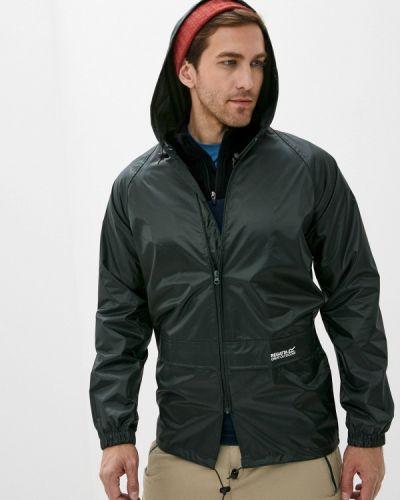 Зеленая куртка Regatta