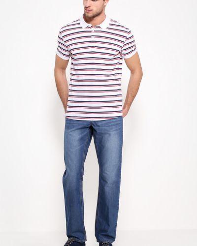Расклешенные джинсы свободная синий Finn Flare