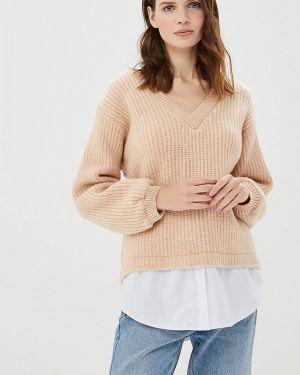 Пуловер бежевый Numinou