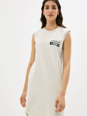 Платье - бежевое Dali