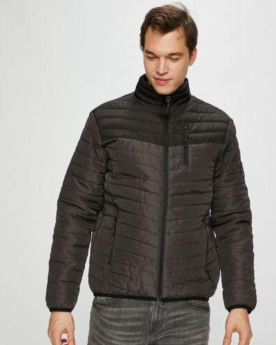 Утепленная куртка укороченная прямая Brave Soul