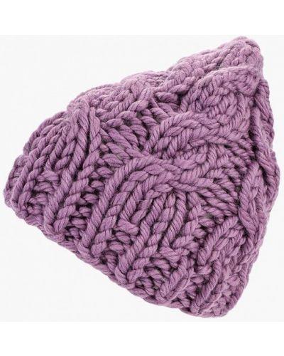 Фиолетовая шапка осенняя Oddwood
