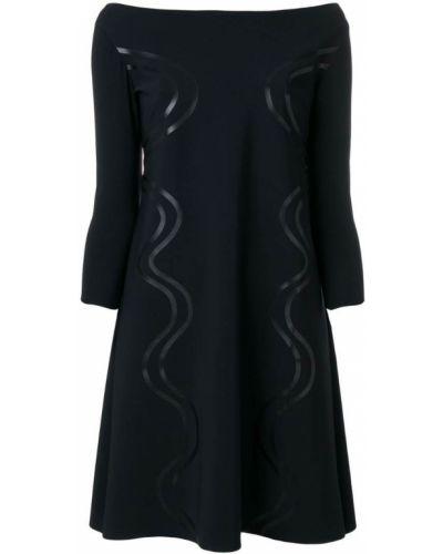 Платье - черное Chiara Boni La Petite Robe