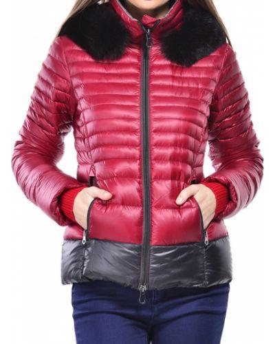 Куртка осенняя бордовый Duvetica