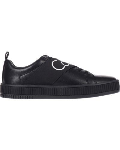 Черные кеды Calvin Klein Jeans