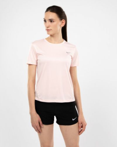 Спортивная футболка розовый Nike