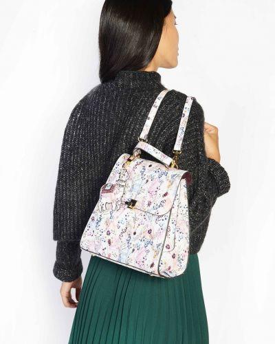Рюкзак с подкладкой розовый Parfois