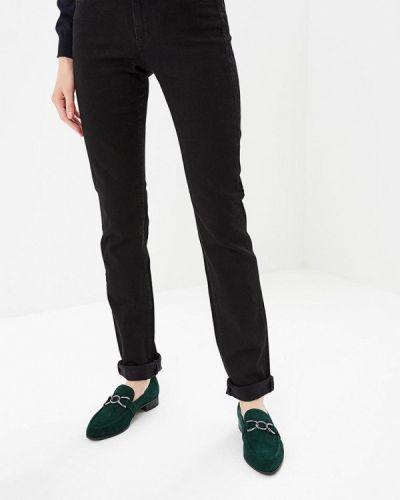 Прямые джинсы черные Rifle