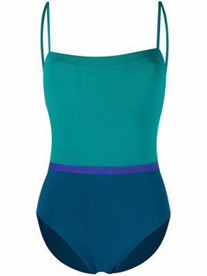 Niebieski strój kąpielowy Eres