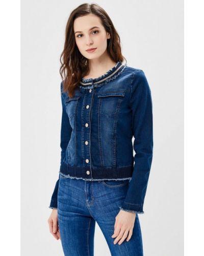 Синяя джинсовая куртка Gerry Weber