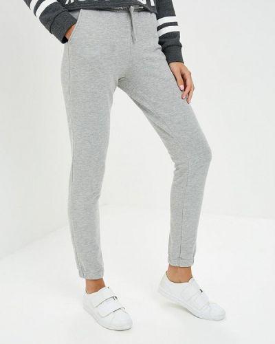 Спортивные брюки серые Sela