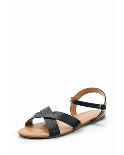 Черные сандалии Dorothy Perkins