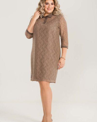 Платье на пуговицах платье-сарафан Luxury