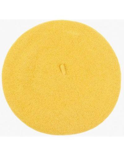 Желтый берет S.oliver