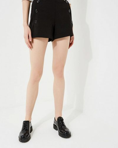 Черные шорты Blugirl Folies