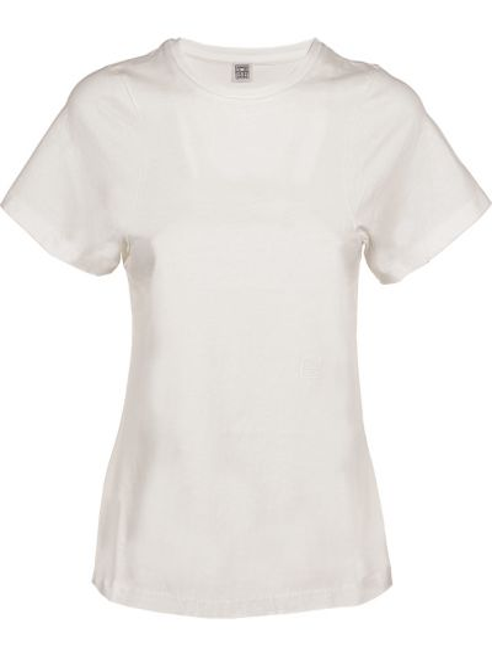 Biała t-shirt Toteme