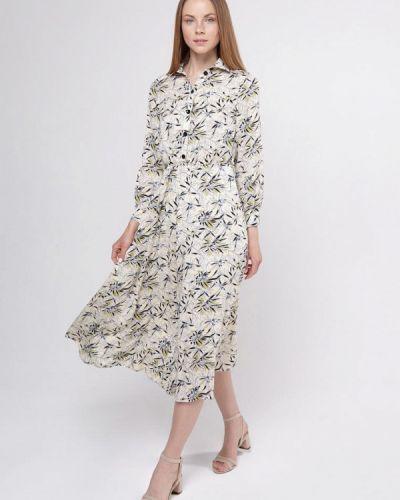 Платье - бежевое Oks By Oksana Demchenko