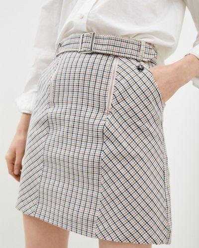 Прямая юбка карандаш Trussardi