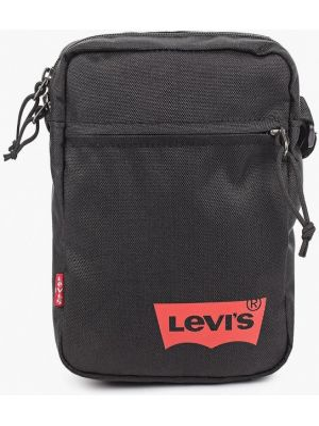 Мерцающая черная сумка через плечо Levi's®