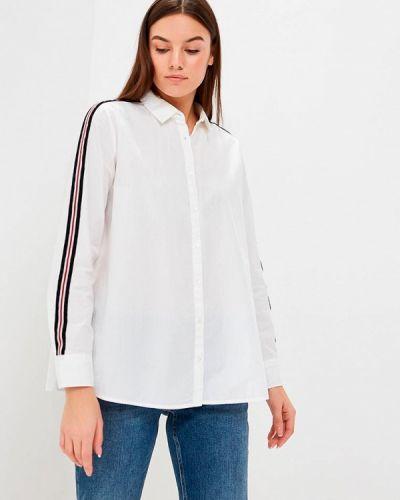 Белая рубашка с длинным рукавом Colin's