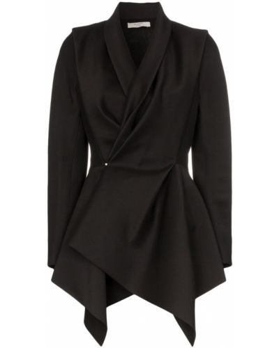 Черный пиджак Poiret