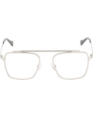 Okulary srebrne Saturnino Eyewear
