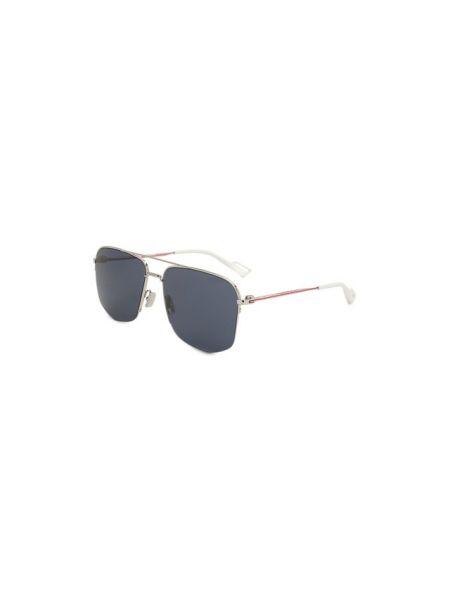 Солнцезащитные очки металлические Dior