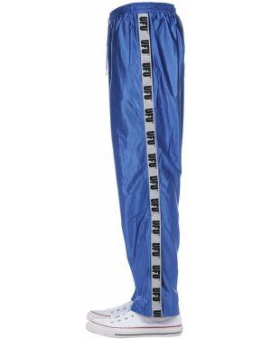 Ciepłe niebieskie spodnie Ufu - Used Future
